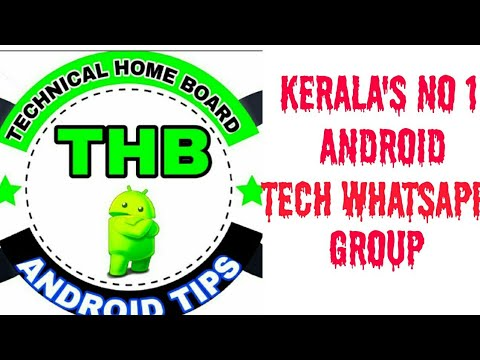 KERALA'S NO 1 TECH WHATSAPP GROUP
