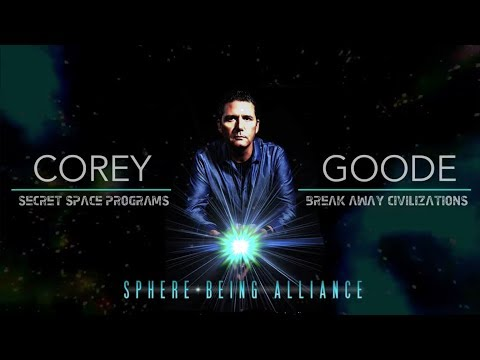 Corey Goode - Secret Space Programs & Break Away Civilizations
