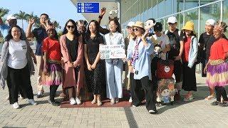 #MAMBO NI MOTO: Bodi ya Utalii Tanzania yapokea wageni kutoka China kutangaza vivutio vya Utalii...