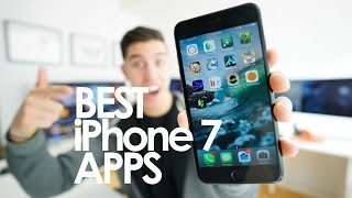 whats on my iphone 7 best apps march 2017