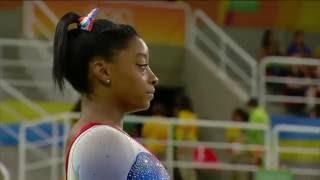 Gymnastique (F) : Simone Biles brille une nouvelle fois au sol