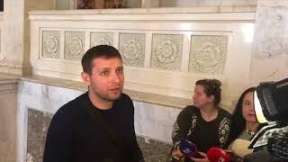 Парасюк пояснил, что на входе в Раду у него звенел ремень | Страна.ua