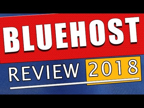 Bluehost Review 2018 | Get Free .com Domain with Bluehost Hosting