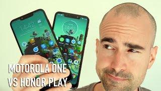 Motorola One vs Honor Play | Which is best?