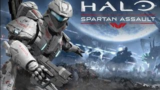 Halo Spartan Assault (Full Campaign & Cutscenes)
