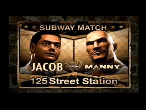 Def Jam Fight For NY (Request) - Jacob vs Manny (Hard)