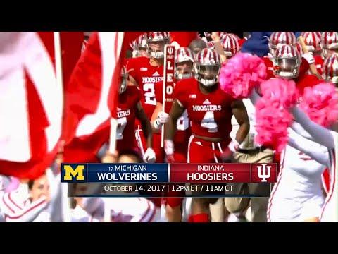 Week 7 Football Previews: Michigan at Indiana
