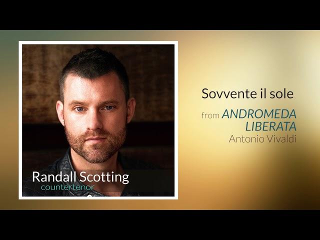 Antonio Vivaldi - Andromeda Liberata: 'Sovvente il sole' - Randall Scotting, countertenor