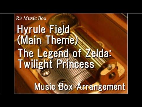 Hyrule Field Main ThemeThe Legend of Zelda: Twilight Princess  Box