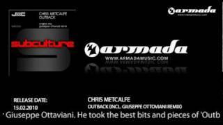 Chris Metcalfe -  Outback (Original Mix) (SUBC002)