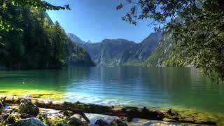 Звуки природы,пение птиц и расслабляющая музыка