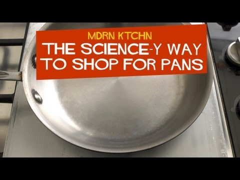 Save The Science-y Way to Shop for Pans - MDRN KTCHN Pics