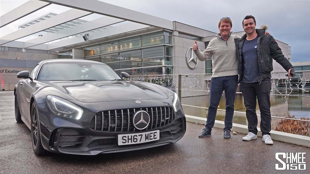 Collecting Vehicle Virgins' New AMG E63 S... OR NOT!   VLOG