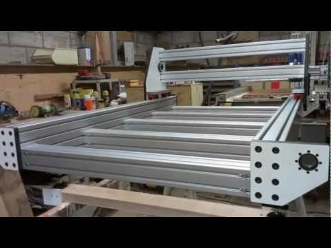 Second DIY CnC Router Part-1