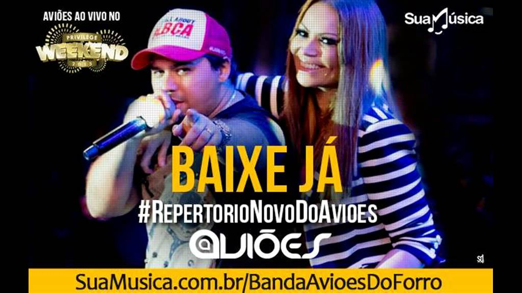 AVI�ES DO FORRO CD MAIO 2015 MUSICAS NOVAS - YouTube