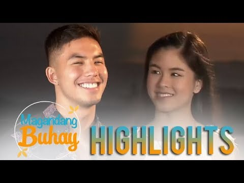 Magandang Buhay: Tony and Kisses' first impression to each other