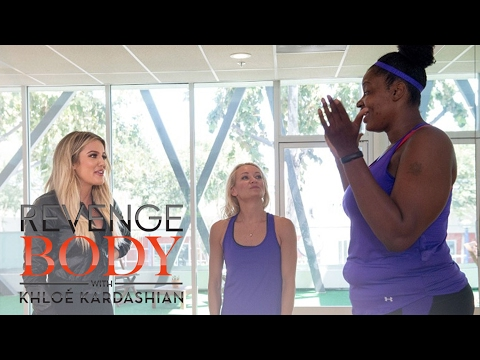 """Revenge Body With Khloe Kardashian"" Recap Season 1, Ep. 5 