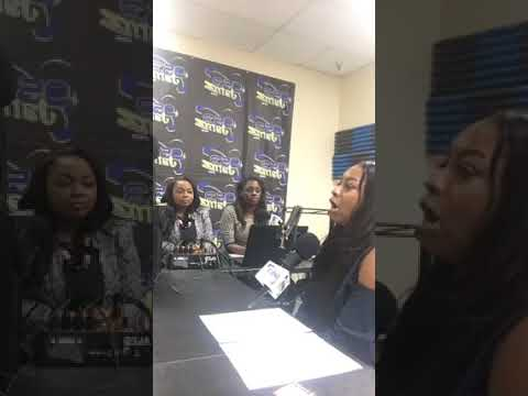 Right Way Tax & Financial Services LLC interview with The Real Estate Chicks of 953Jamz.com