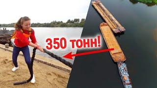 Баржа | Дай порулить! с Александрой Говорченко