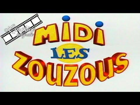 France 5 Midi Les Zouzous 2007 Intégrale Youtube