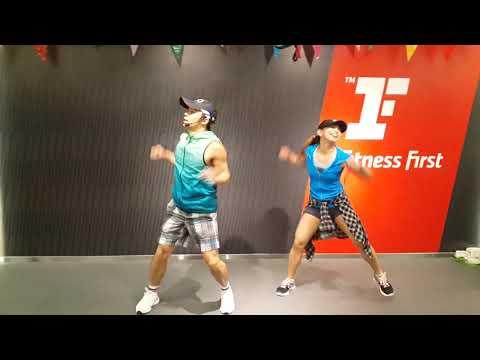 BodyJam 82 by Trixie Isla-Velez & Leo Velez - Fitness First Hong Kong