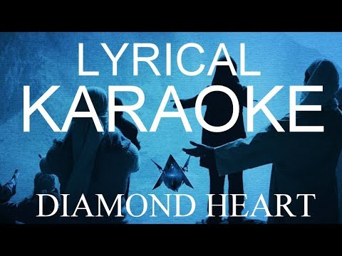 alan-walker---diamon-heart-karaoke-ft.-sophia-somajo-|-instrumental-cover-|-krs