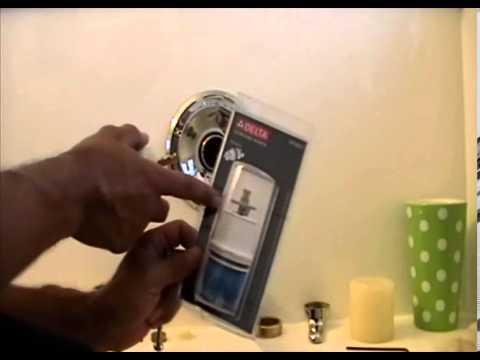 Delta Tub Shower Cartridge Faucet Series 1300 1400 Repair
