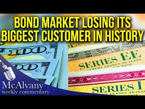The Bond Market Is Losing Its Biggest Customer In World History | McAlvany Commentary