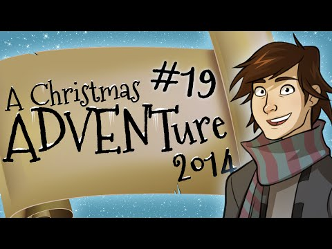 A Christmas ADVENTure 2014 - Booming Board Game! (Day 19)