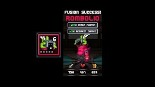 Bit Heroes 6 x Rombolio fusion, testing, and analysis
