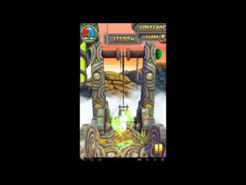 Temple Run 2 Highest Score (1.088.647.665) with Zack Wonder in Bluestacks CE