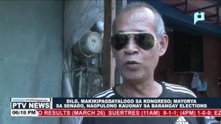 DILG, makikipagdayalogo sa Kongreso: Mayorya sa Senado, nagpulong kaugnay sa barangay elections