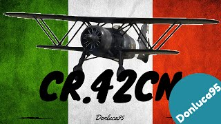 "War Thunder ITA #1 -  CR.42CN Real Battle ""il Piccolo Falco"""