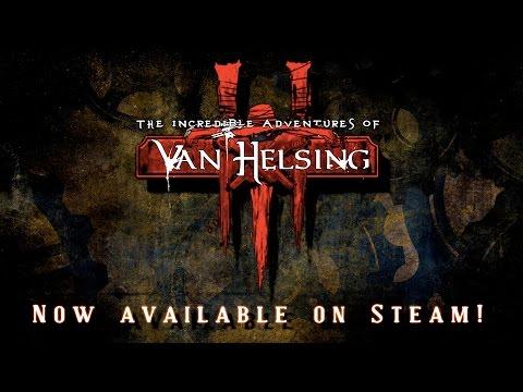 The Incredible Adventures of Van Helsing III и Tomb Raider Underworld доступны бесплатно на Xbox One уже сейчас