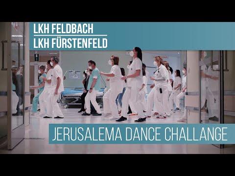 Jerusalema Dance Challenge | LKH Feldbach & Fürstenfeld (Österreich) - Studio.54 - Wolfgang Vrecar
