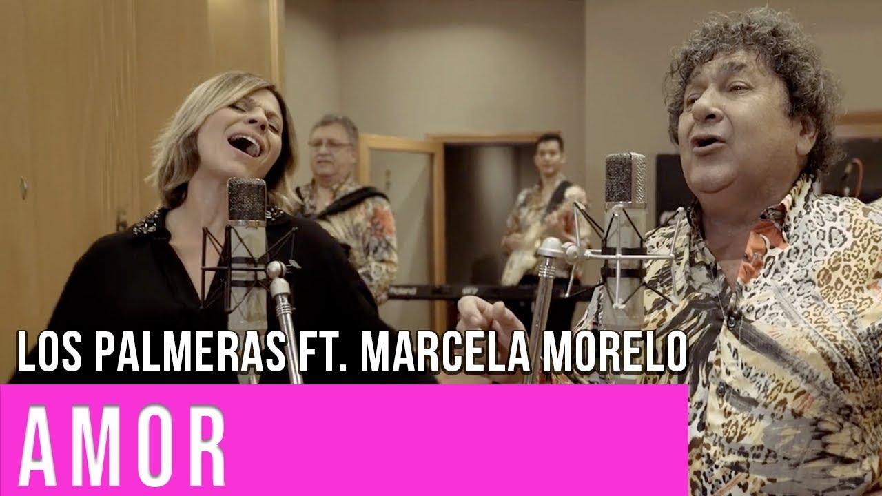 Los Palmeras ft. Marcela Morelo - Amor | Cumbia Tube Santafesina