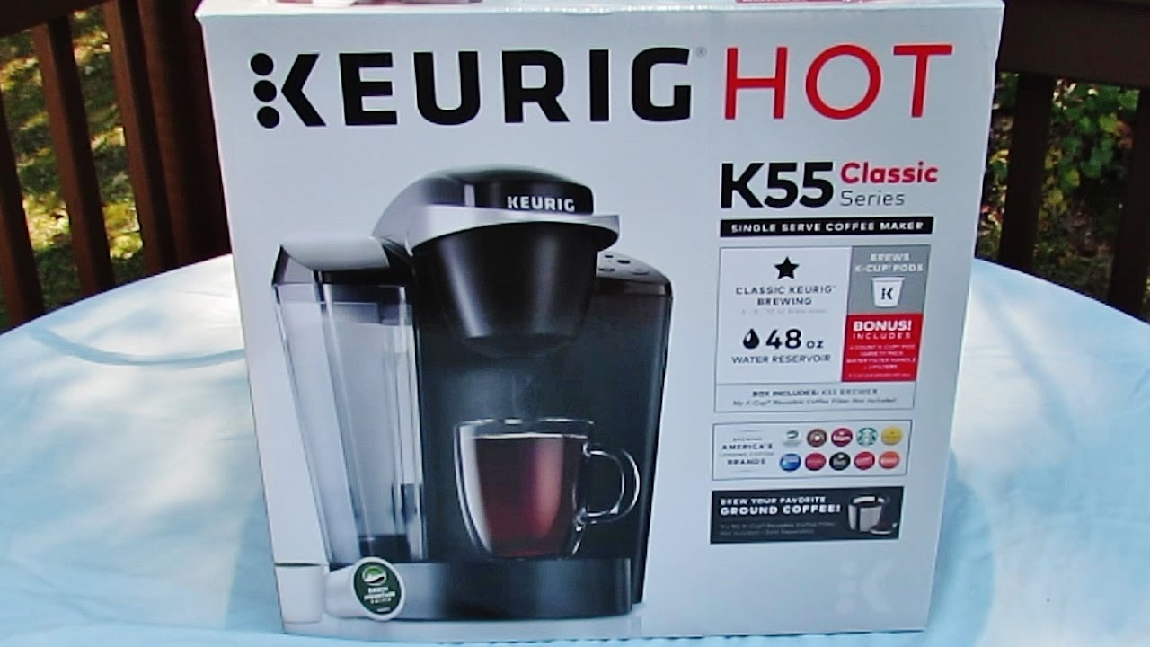 Types Keurig Coffee Makers