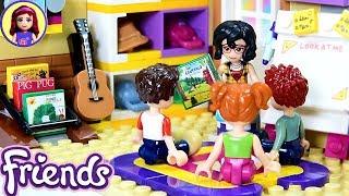 Lego Preschool Primary School Custom Build DIY - The Triplets First Day of School