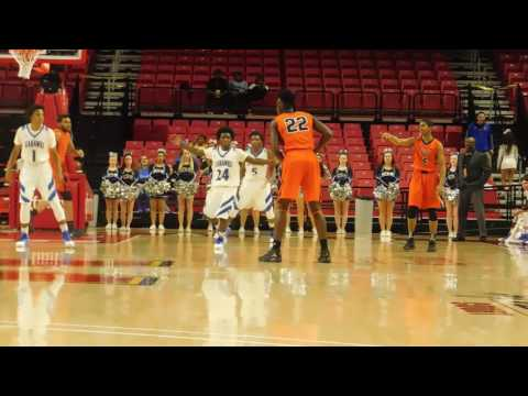 Poly/Stephen Decatur boys basketball 3A state semifinal 03/09/17