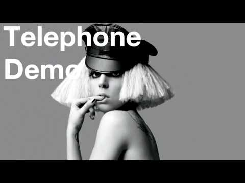 Lady GaGa - Telephone DEMO EXCLUSIVE NEW LEAK!!