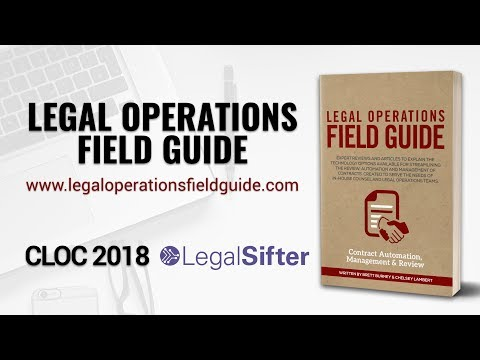 LegalSifter Interview at CLOC 2018 - Ken Adams