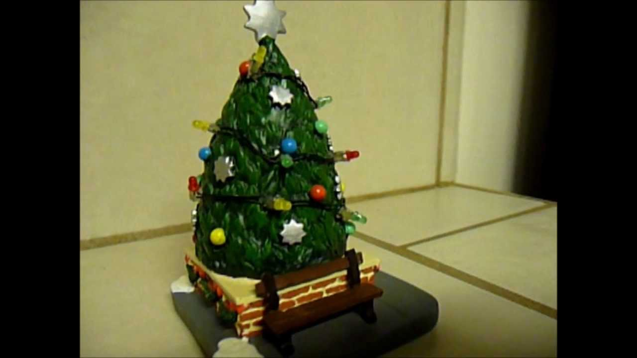 dept 56 a christmas storyhammond town tree