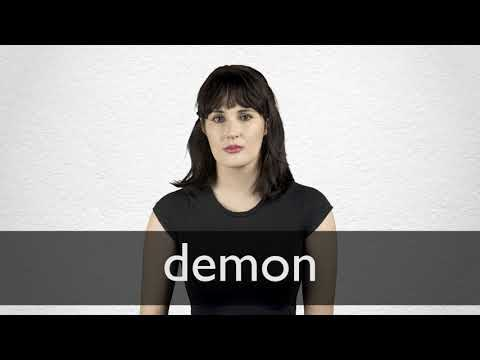 Demon definition and meaning | Collins English Dictionary