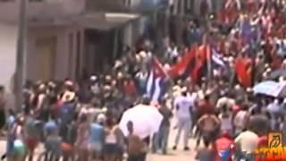 Madre de activista cubano: