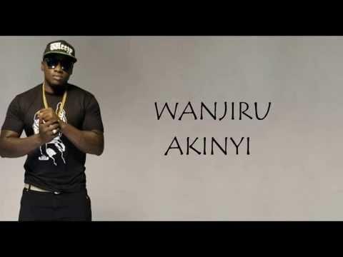 Khaligraph Jones - Wanjiru Akinyi [ LYRIC VIDEO]