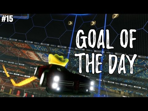 Squishy Muffinz Kickoff : Rocket League - Goal Of The Day #15 - YouTube