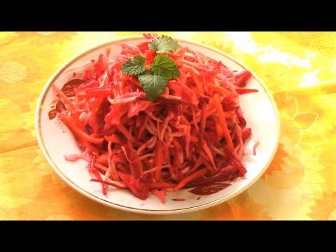 Белковые салаты для похудения c курицей, тунцом, креветкой