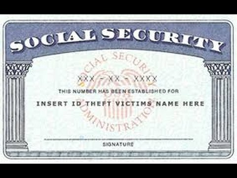Birth - Security amp; Certificate Defacto Creditor Number Canceling A Youtube Secured Party Social I Goodbye