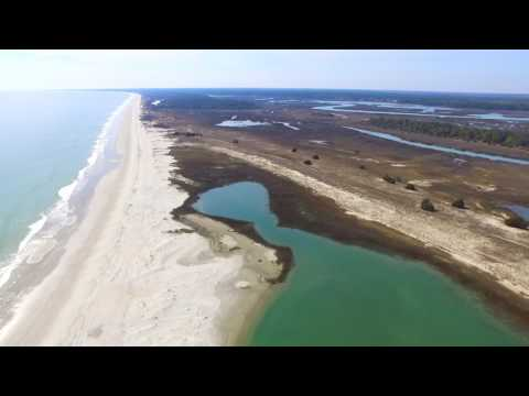 Huntington Beach State Park, SC Drone Flight