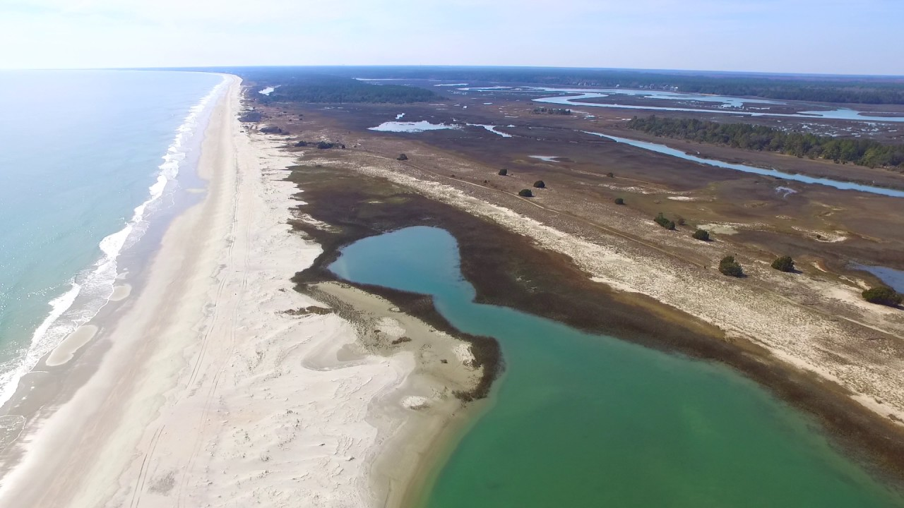 Huntington Beach State Park Sc Drone Flight Youtube